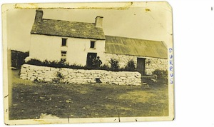 Old Crowley Homestead Durrus where Catherine's mother died c 1926