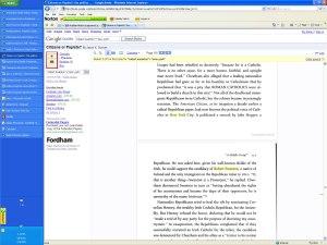 Robert Swanton American Citizen mention copy