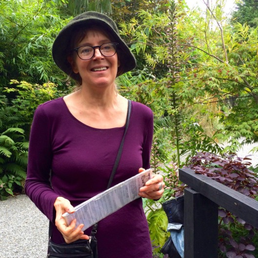 Sheena Wood: artist and ecologist