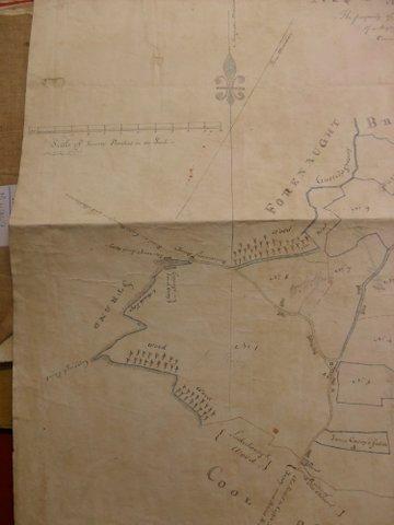 O'Donovan Estates including Bawnlahan West Cork, 1737