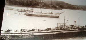 bantry pier lawrence collection