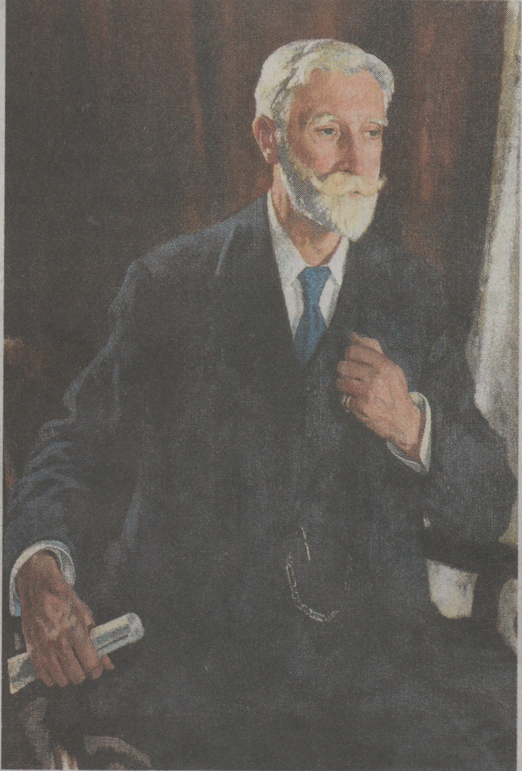 Wiliam Martin Murphy by Sir William Orpen