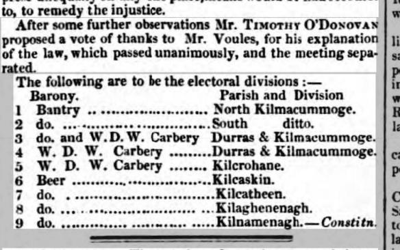 History of Durrus/Muintervara | Page 110 - West Cork History