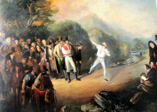 Bowling 1847 Cloyne Longfield/Morris