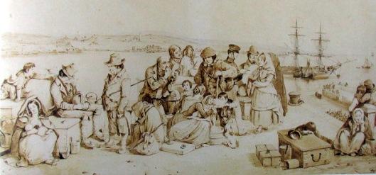 Emigrants 1852