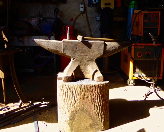 Forge Anvil