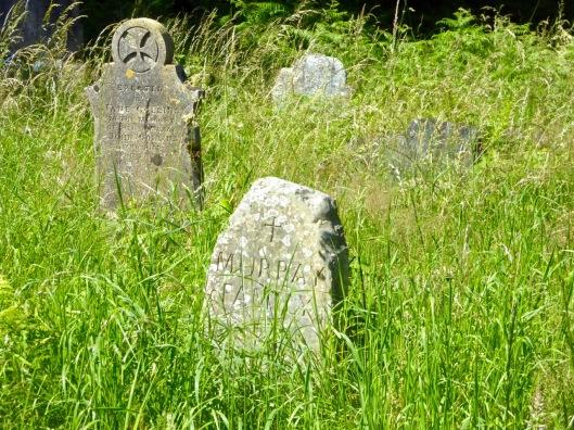 Old graveyard, near Dunmanway